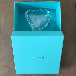 Tiffany & Co. Heart Box
